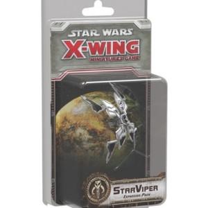 X-Wing Star Viper-500x564