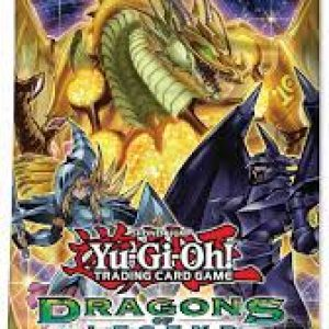 Dragons of Legend -Unleashed- Booster Pack