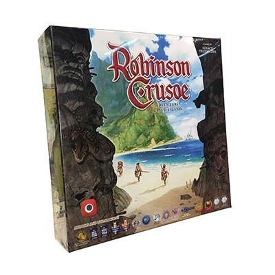 Robinson Crusoe 2nd Edition