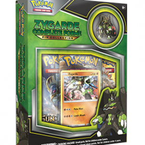 Pokemon: Zygarde Complete Forme Pin Box