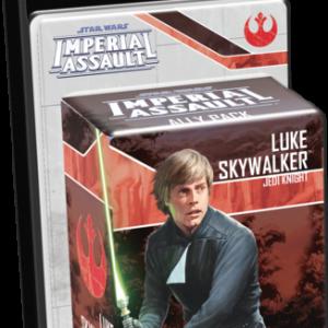 Star Wars: Imperial Assault, Luke Skywalker Jedi Knight Ally Pack