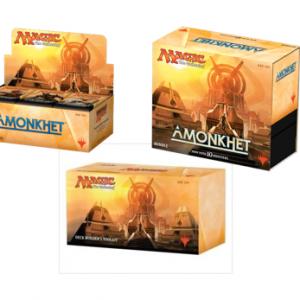 Amonkhet Full Booster Box + Bundle + Toolkit [Preorder]