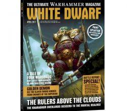 White Dwarf April 2017