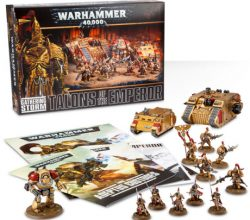 Warhammer Talons of the Emperor