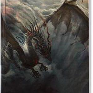 Dragon Shield Portfolio Card Codex 360 Fuligo