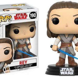 POP Star Wars: SW – The Last Jedi – Rey