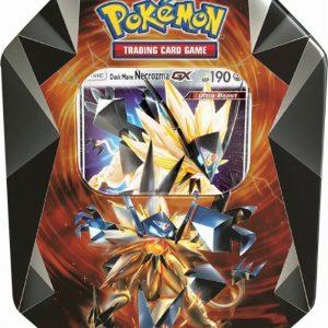 Pokémon TCG – Dusk Mane Necrozma Tin (Trading Card Game)