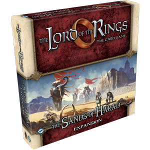 The Lord of the Rings Lcg – The Sands of Harad