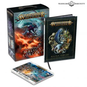 AGE OF SIGMAR: MALIGN SORCERY (ENGLISH) (Preorder, Ships 30 June 2018)
