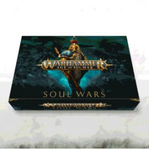 AGE OF SIGMAR: SOUL WARS BOX SET (Preorder, Ships 30 June 2018)