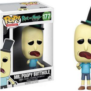 POP: Rick & Morty – Mr. Poopy Butthole