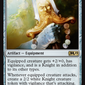 Sigiled Sword of Valeron (Foil)