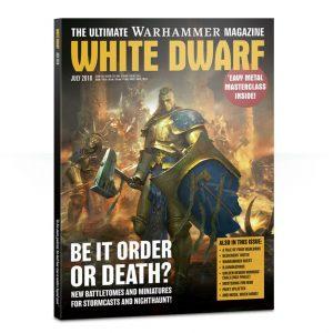 WHITE DWARF JULY 2018 (ENGLISH) (PB)