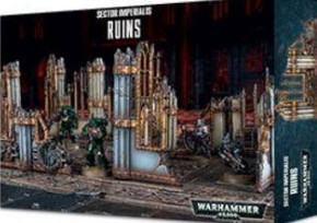 Warhammer 40K Sector Imperialis Ruins