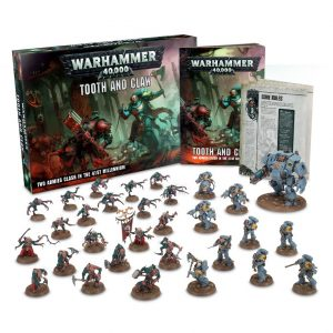 WARHAMMER 40000: TOOTH & CLAW (Expected 28 August 2018)