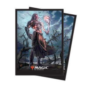 M19 V2 Deck Protector sleeves 80ct Retail – Tezzeret, Artifice Master