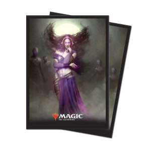 M19 V3 Deck Protector sleeves 80ct Retail – Liliana, Untouched by Death