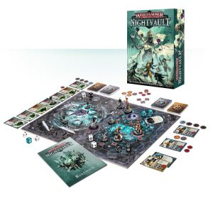 WH UNDERWORLDS: NIGHTVAULT (ENG) (Expected 3 October 2018)