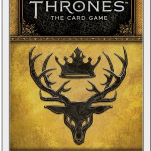 A Game of Thrones: The Card Game (Second Edition) – House Baratheon Intro Deck