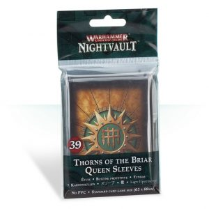 WHU: THORNS OF THE BRIAR QUEEN SLEEVES (Expected 3 October 2018)