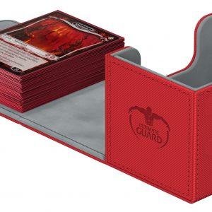 Ultimate Guard Sidewinder XenoSkin 100+ Red