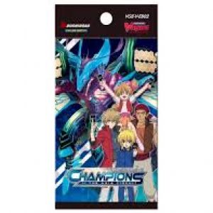 CARDFIGHT VANGUARD V – CHAMPIONS OF ASIA – Booster Box