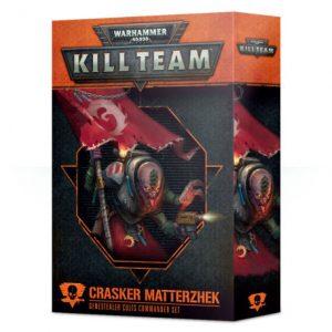 K/T COMMANDER: CRASKER MATTERZHEK (ENG) (Expected 21 November)