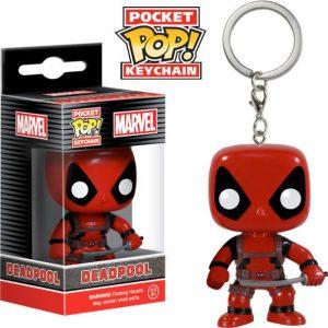 POP Keychain: Marvel Deadpool