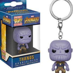POP Keychain Marvel: Avengers Infinity War – Thanos