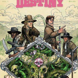 Manifest Destiny, Vol. 1: Flora & Fauna Tpb
