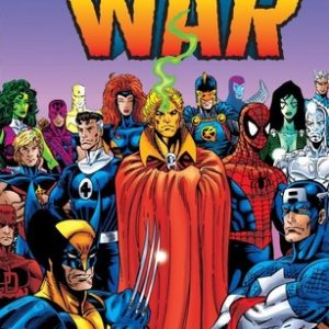 The Infinity War Tpb