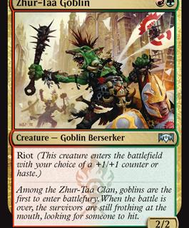 Zhur-Taa Goblin