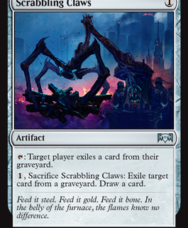 Scrabbling Claws
