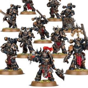 CHAOS SPACE MARINES (Preorder, Expected 3 April)