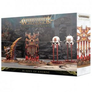 BLADES OF KHORNE: JUDGEMENTS OF KHORNE (Preorder, Expected 28 March 2019)
