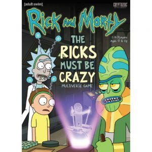Rick and Morty – The Ricks Must Be Crazy