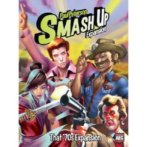 Smash Up – That 70s Expansion