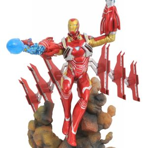 Marvel Gallery Iron Man Mk 50 PVC Statue