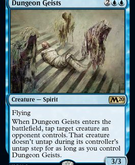 Dungeon Geists (Prerelease Promo) (Preorder, Release date 12 July)