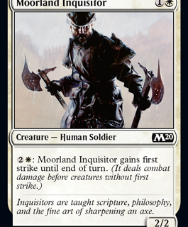 Moorland Inquisitor (Preorder, Release date 12 July)