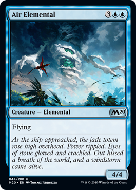 Air Elemental (Preorder, Release date 12 July)
