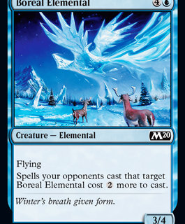 Boreal Elemental (Preorder, Release date 12 July)