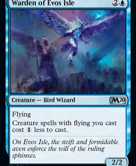 Warden of Evos Isle (Preorder, Release date 12 July)