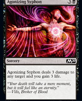 Agonizing Syphon (Preorder, Release date 12 July)