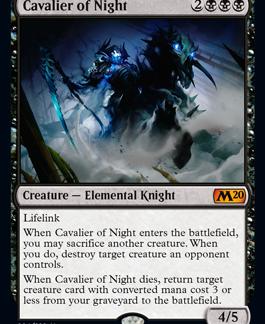 Cavalier of Night (Preorder, Release date 12 July)