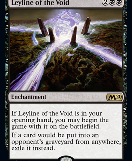 Leyline of the Void (Preorder, Release date 12 July)
