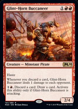 Glint-Horn Buccaneer (Preorder, Release date 12 July)
