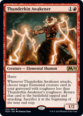 Thunderkin Awakener (Preorder, Release date 12 July)