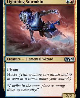 Lightning Stormkin (Preorder, Release date 12 July)