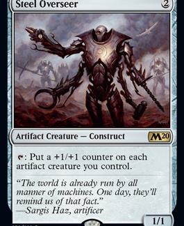 Steel Overseer (Preorder, Release date 12 July)